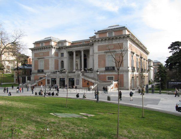 Experiencia Museo del Prado - Maestros del Arte: Diapositiva 1