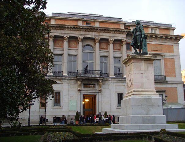 Experiencia Museo del Prado - Maestros del Arte: Diapositiva 4
