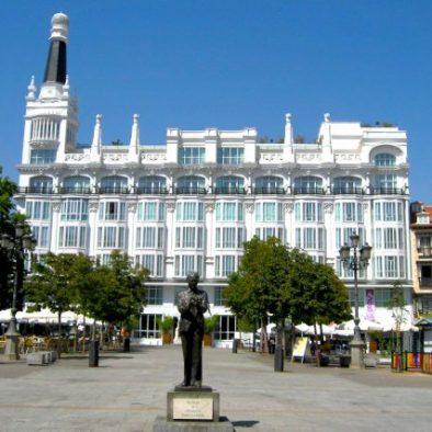 El Madrid De Las Letras - Miniatura