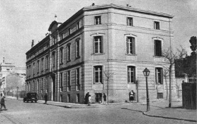 Hospital San Luis de los franceses. 1930